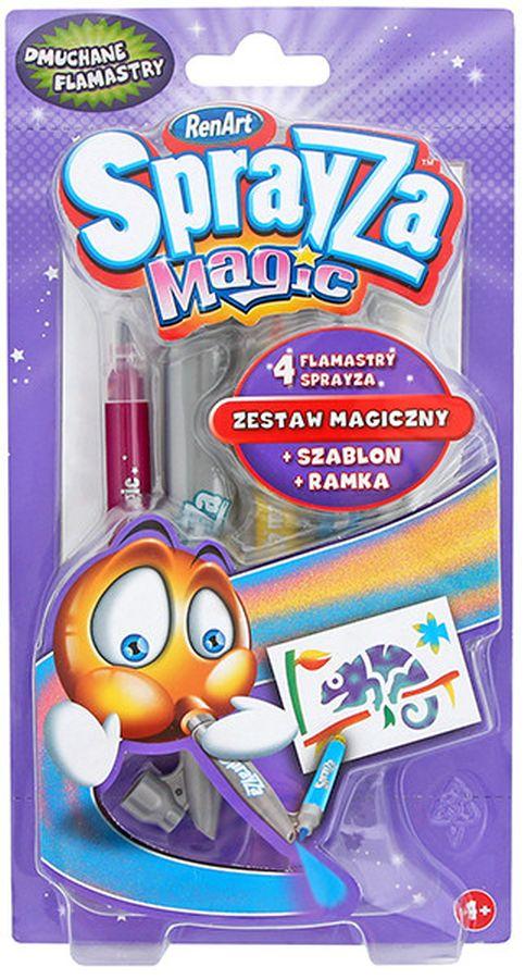 Renart Sprayza Magic Set - zestaw magiczny II