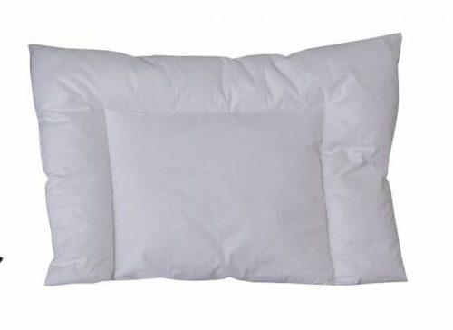 Płaska poduszka do wózków i łóżeczek Dacron Poldaun
