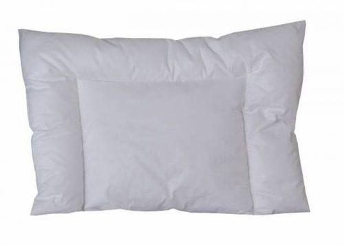 Płaska poduszka z przeszyciem dla dzieci Poldaun Hollofil Allerban
