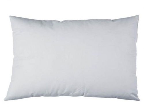 Poduszka bez przeszycia średnia 40x60 z misiem Poldaun