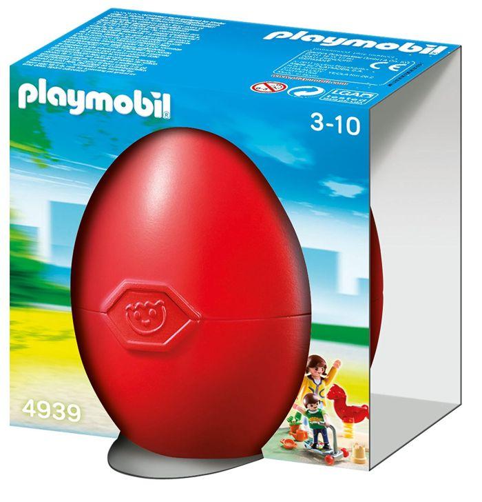 *Playmobil Na placu zabaw 4939