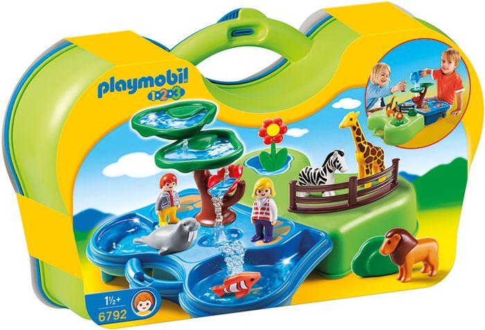 Mój kuferek do zabawy z wodą  PLAYMOBIL 6792