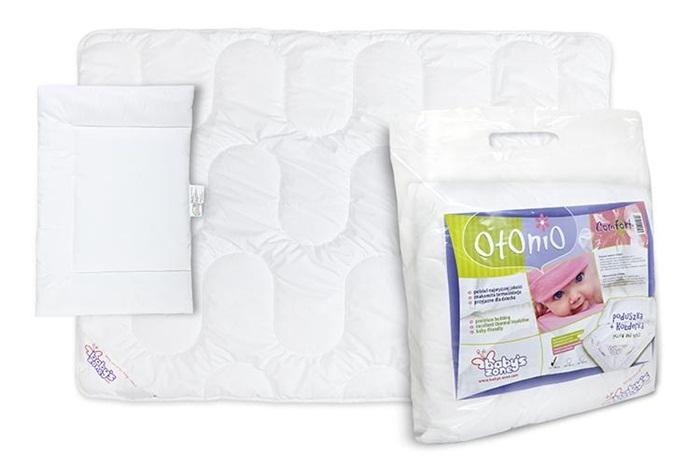 Ekologiczne wypełnienie wkład do pościeli Otonio 120 x 90 cm Baby's Zone