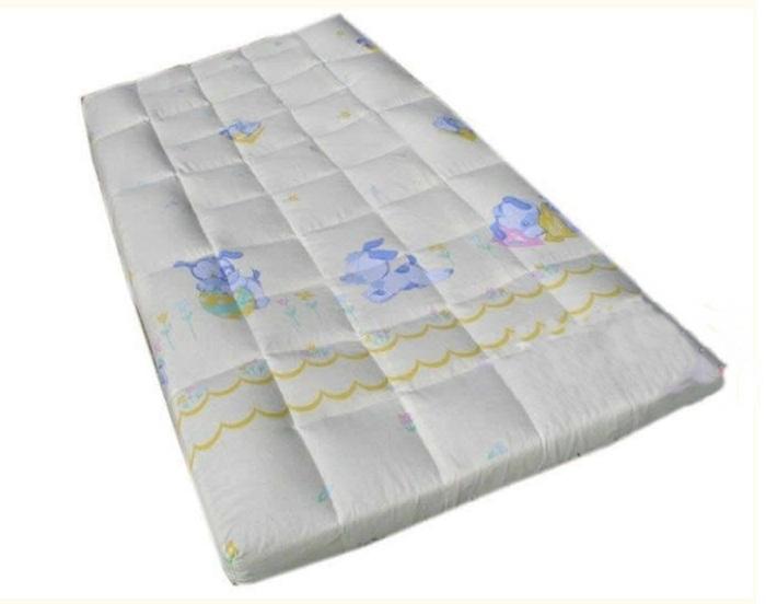 Zdrowotno-rehabilitacyjny materac piankowo-gryczany Danpol 180 x 90 cm 14 cm ze zdejmowanym pokrowcem