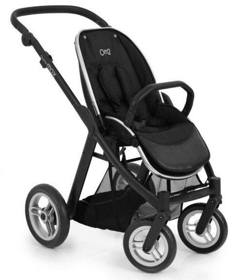 Wózek dla rodzieństwa rok po roku 2x spacerówka + gondola Oyster Max Baby Style