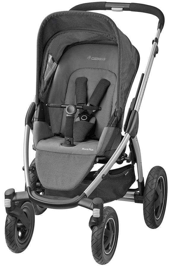Wózek spacerowy czterokołowy Mura 4 Plus, firmy Maxi Cosi