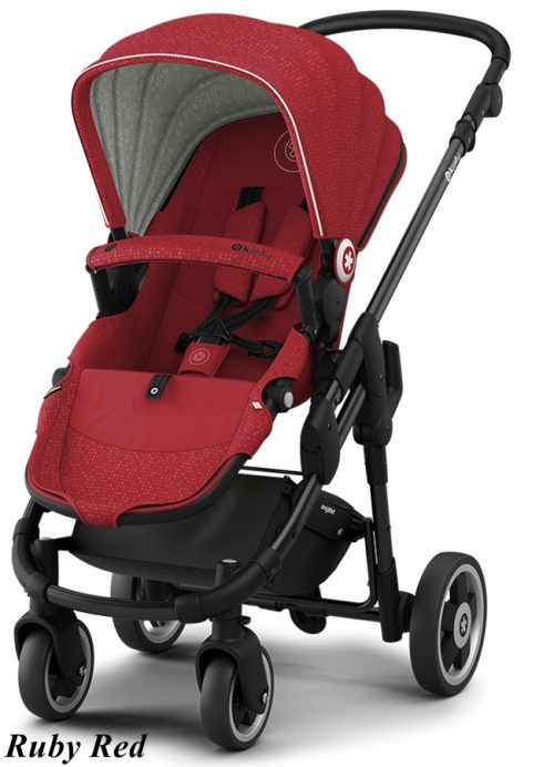 Kiddy wózek spacerowy Evoglide 1