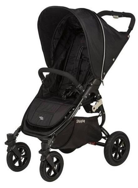2w1 Wózek głęboko spacerowy Snap 4 Vs Pompowane koła Valco Baby