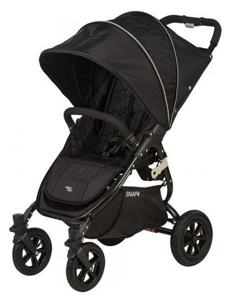 3w1 Wózek glęboko spacerowy Snap Sport 4VS Valco Baby pompowane koła