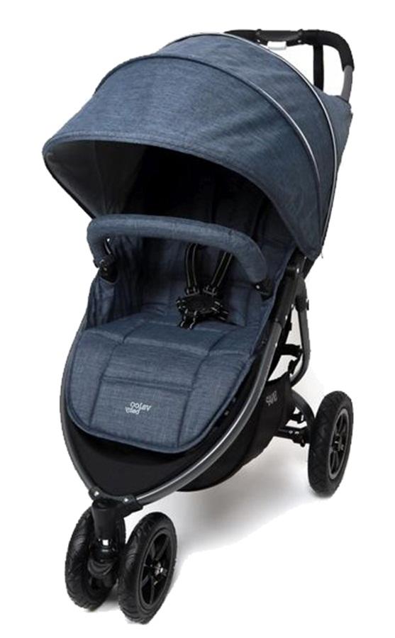 Wózek spacerowy Snap 3 VS, pompowane koła Valco Baby +fotelik samochodowy
