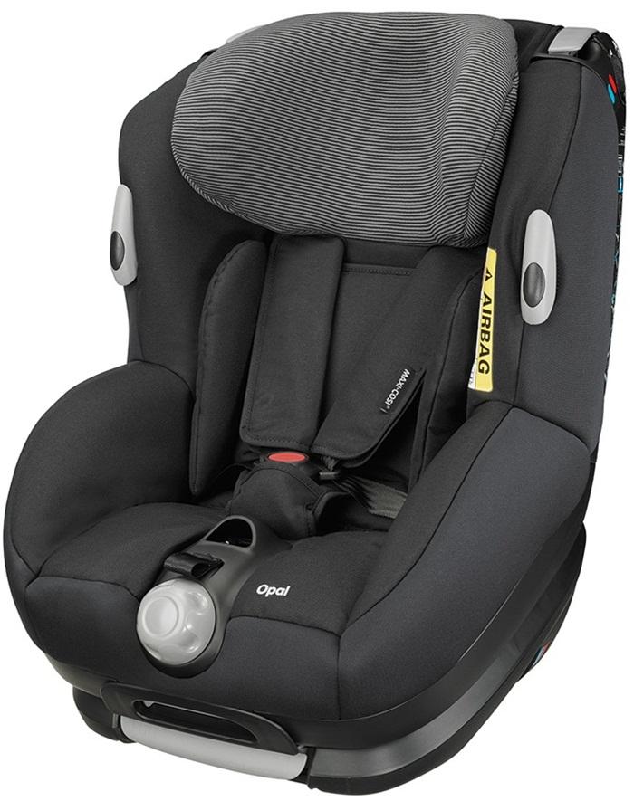Fotelik samochodowy Maxi Cosi Opal 0-18 kg - montaż przodem lub tyłem do kierunku jazdy
