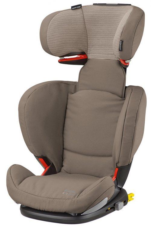 Fotelik samochodowy RodiFix 15-36 kg firmy Maxi Cosi z systemem Air Protect