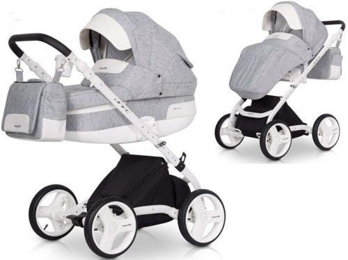 Głęboko spacerowy wózek dziecięcy Expander Drift