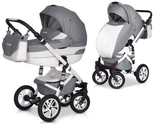 Głęboko spacerowy wózek dziecięcy Durango firmy Euro-Cart