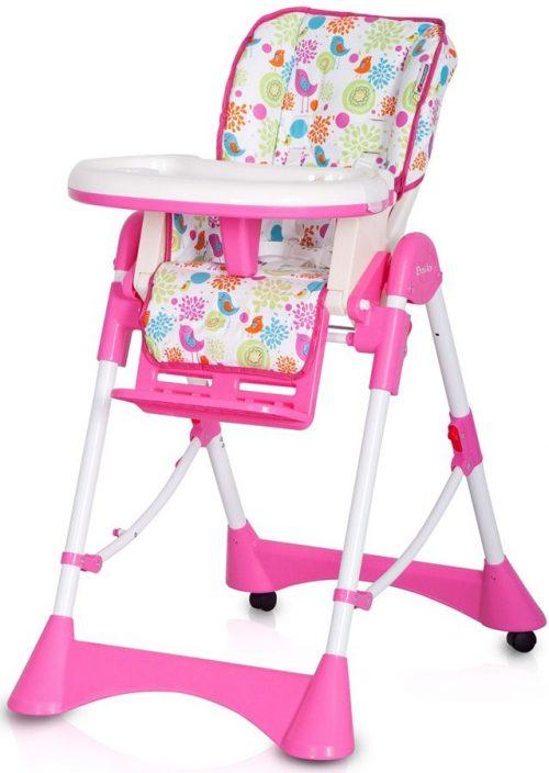 Funkcjonalne krzesełko do karmienia niemowląt Baila Euro-Cart