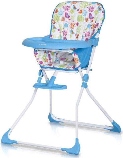 Proste krzesełko do karmienia Nemi Euro-Cart