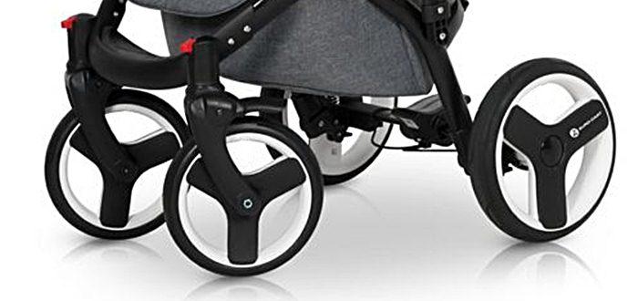 Bezdętkowe koła do wózka Durango, Durango Sport, Euro Cart