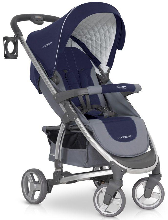 Wózek spacerowy Easy Go Virage, Euro Cart