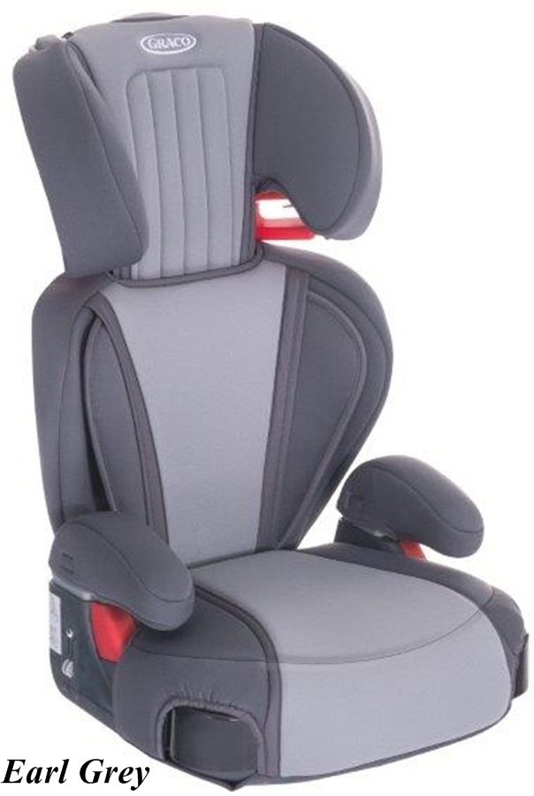 Wygodny i bezpieczny fotelik samochodowy Logico L X-Comfort 15-36 kg Graco - pianka Graco-Pedic