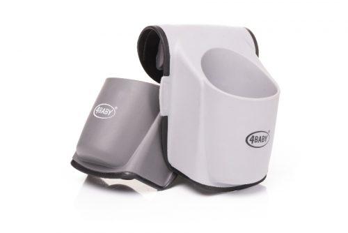 4 Baby uchwyt na napoje kubek na kawę do wózka