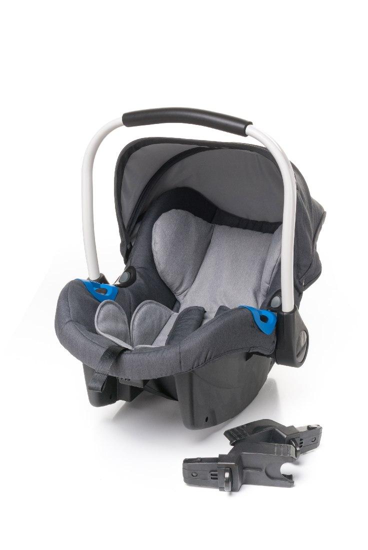 4 Baby adapter do montażu fotelika galax 0-13 na wózku Cosmo