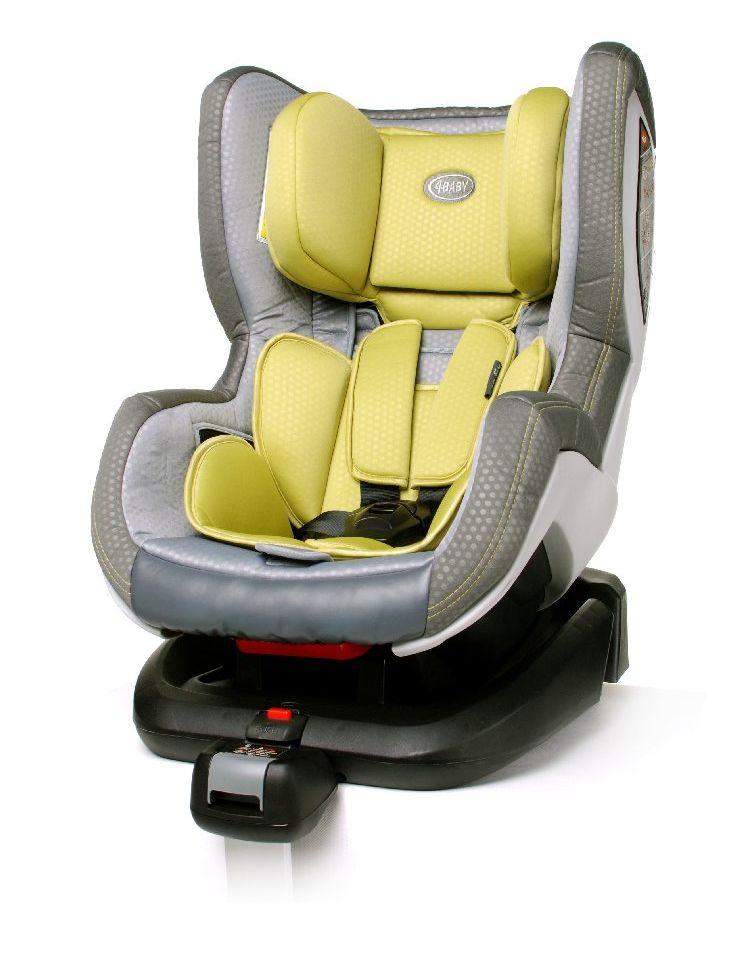 Fotelik samochodowy 0-18 Neo Fix 4 Baby tyłem i przodem