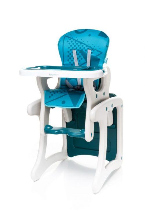 Krzesełko do karmienia Fashion dla dzieci do 18 kg 4 baby