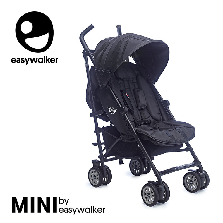 Wózek parasolka super lekki EasyWalker Mini Buggy - produkt licencjonowany