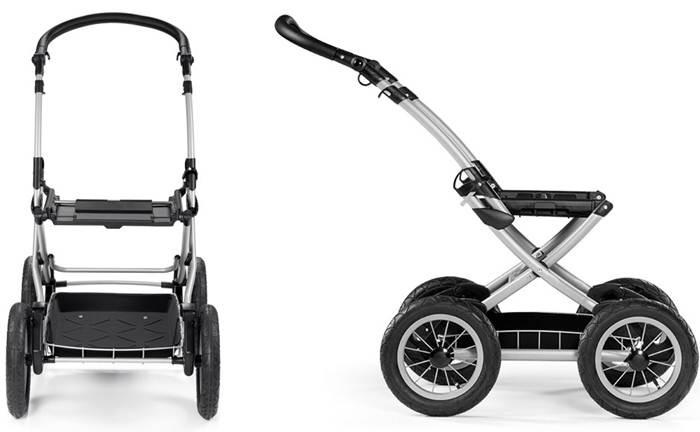 Stelaż do wózka Peg Perego Classico Chrom lub Silver