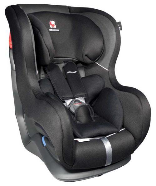 Renolux fotelik samochodowy New Austin 0-18 kg tyłem i przodem do kierunku jazdy