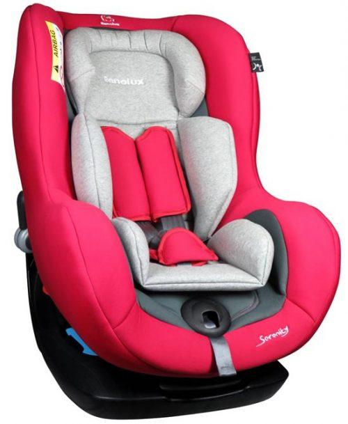 Renolux fotelik samochodowy Serenity 0-18 kg