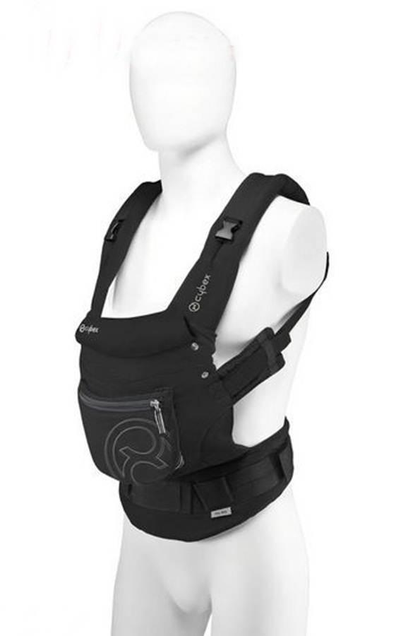 Komfortowe nosidło niemowlęce My.Go firmy Cybex - 4 pozycje - od urodzenia