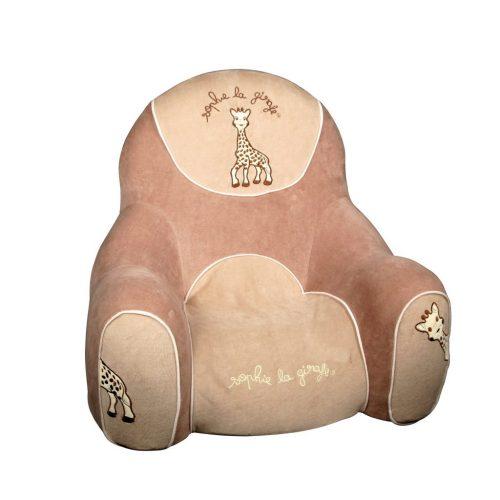 Fotelik z pianki dla dziecka