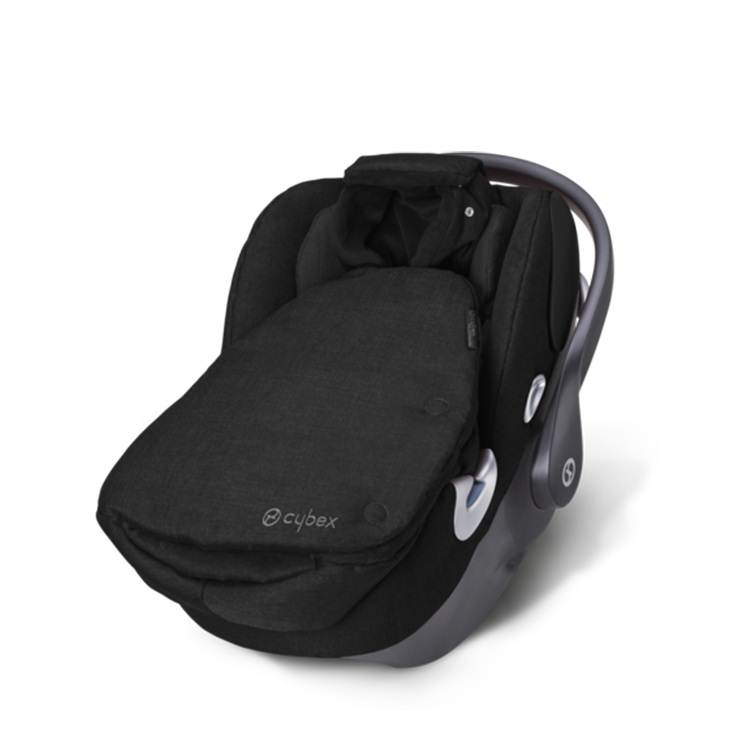 Śpiworek do fotelika Aton Q/Cloud Q - Cybex - Black