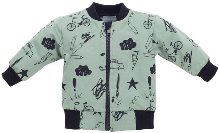 Rozpinana bluza z długim rękawem kolekcja Xavier Pinokio