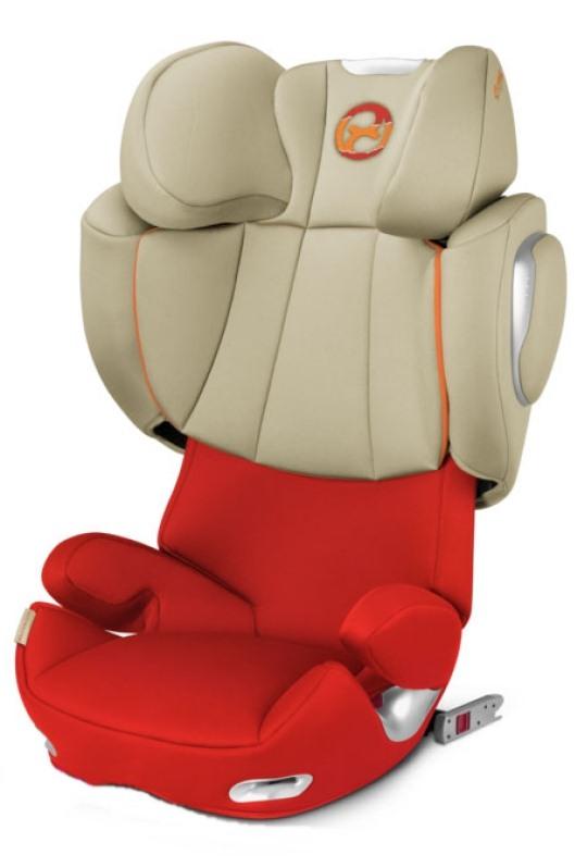 Solution Q3 Fix fotelik samochodowy 15-36 z isofixem Cybex