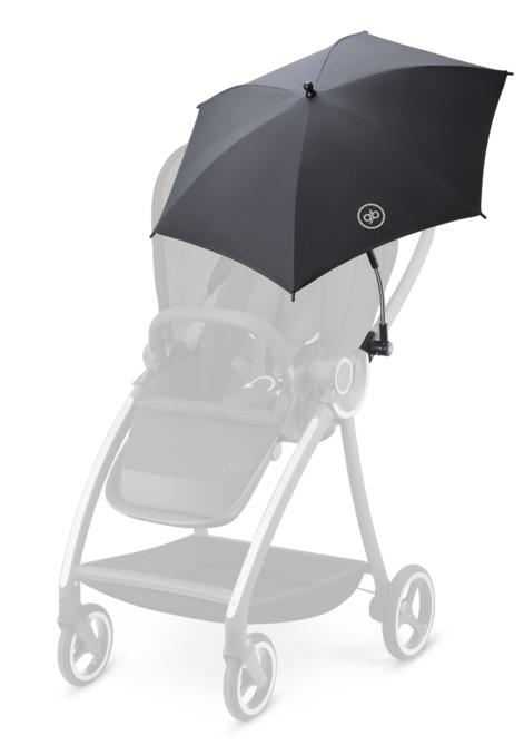 GB parasolka przeciwsłoneczna czarna