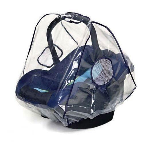 GB Pokrowiec przeciwdeszczowy do fotelika folia przeciwdeszczowa