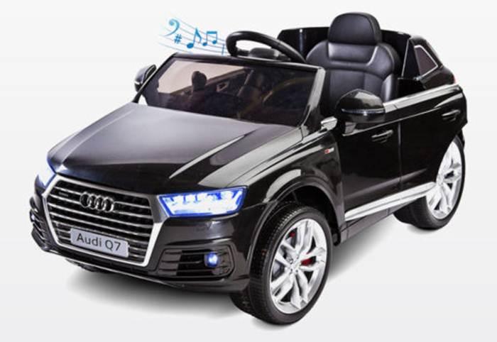 Pojazd na akumulator dla dzieci Audi Q7, Toyz