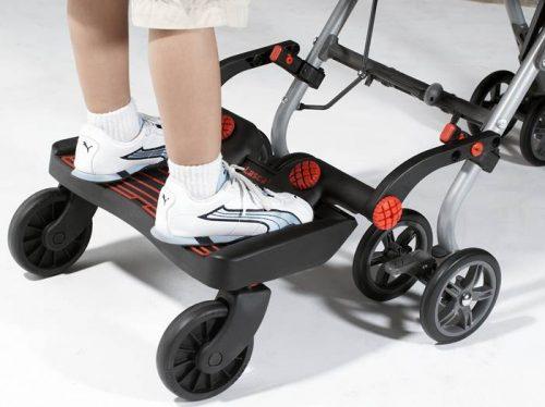 Dostawka do wózka dzieciecego Buggy Board Lascal Mini