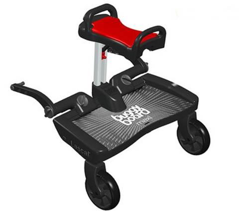 Dostawka do wózka z siedziskiem Buggy Board Maxi,  Lascal