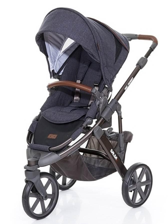 Wózek spacerowy trójkołowy Salsa 3, Abc Design
