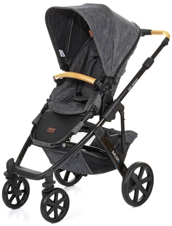 Nowoczesny wózek spacerowy Salsa 4, Abc Design