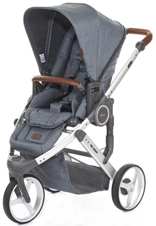 Trojkołowy wózek spacerowy Chilli - nowość 2017, Abc Design