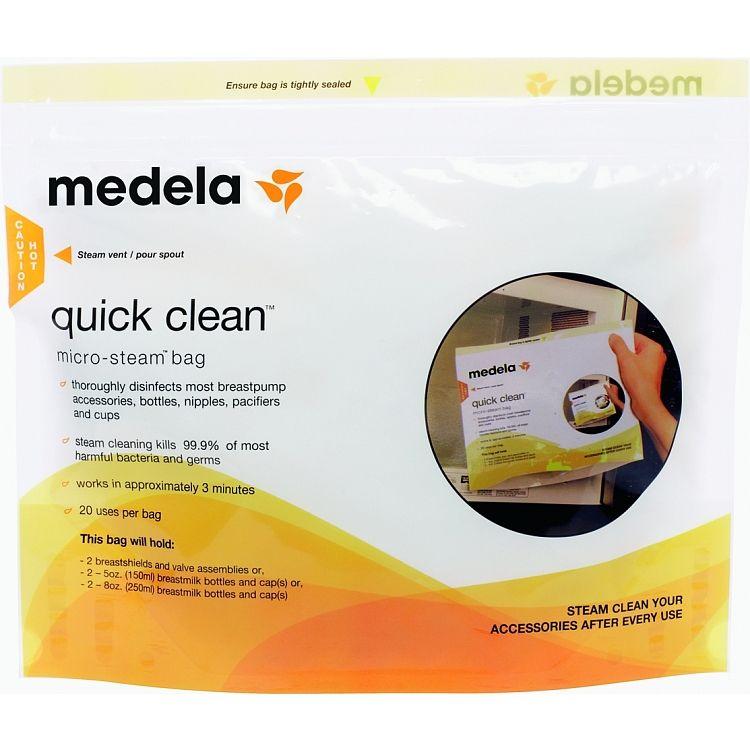 Woreczki do dezynfekcji w mikrofalówce Medela 1 szt