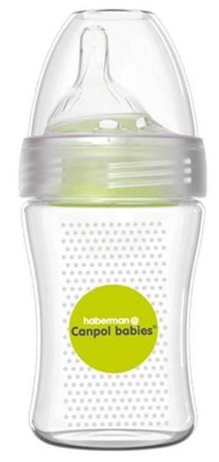 Butelka Canpol Babies Haberman 260 ml - przełom w redukcji kolki