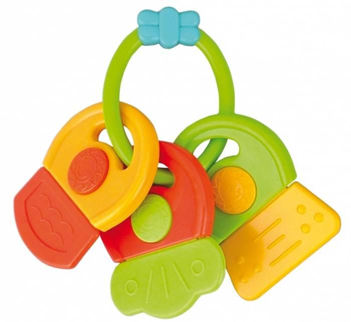 Grzechotka z gryzakiem Klucze firmy Canpol Babies