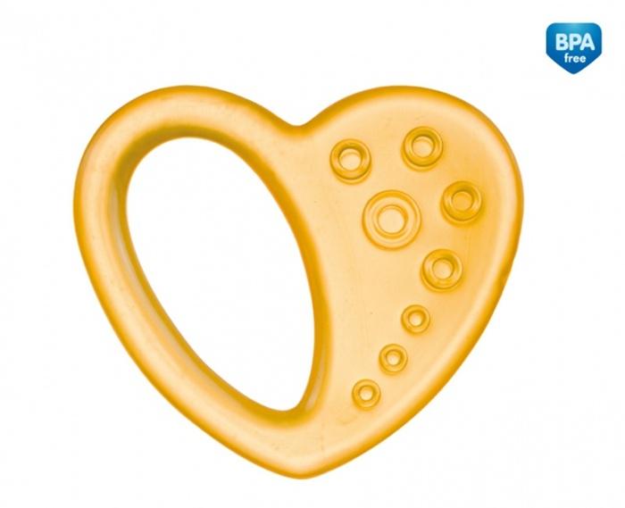 Gryzak wodny w kształcie serca Canpol Babies
