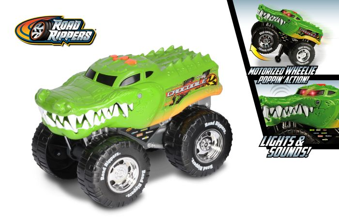 Toy State Road Rippers – Crocodile