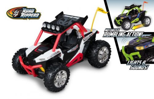 Toy State Road Rippers – Red Polaris RZR